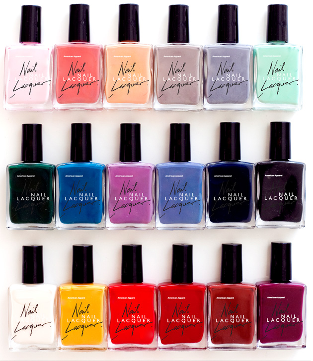 American-Apparel-Nail-Polish1