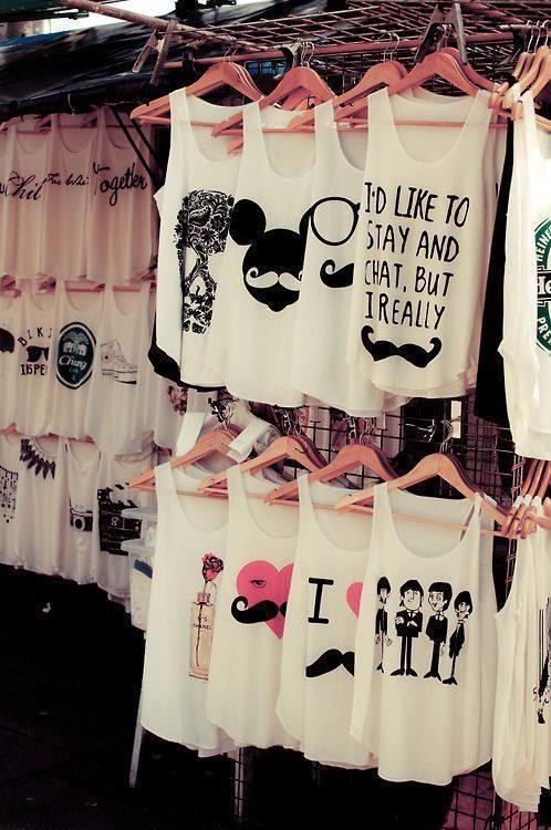 moustache-t-shirts-market